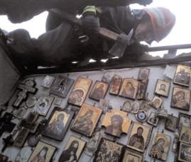 Incendiu la o gospodărie din comuna Conţeşti