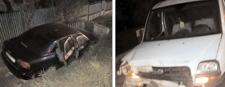 Asigurare de zonă la un accident rutier produs în comuna Dragodana