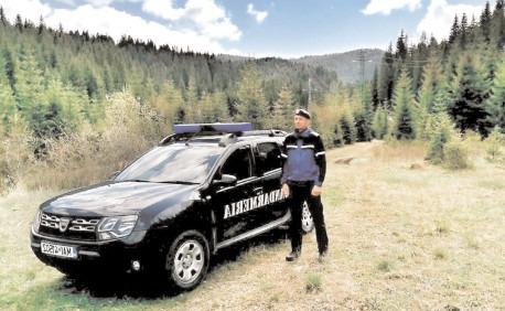 Cinci acţiuni de căutare şi salvare a turiştilor, desfăşurate de jandarmii montani în ultimele două săptămâni