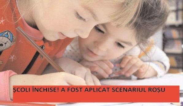 3.493 de unităţi de învăţământ în Scenariul 3 (S3) implica participarea tuturor preşcolarilor şi elevilor la activităţi/ lecţii online