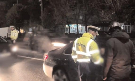 Un bărbat de 28 de ani, reţinut de poliţiştii de la rutieră