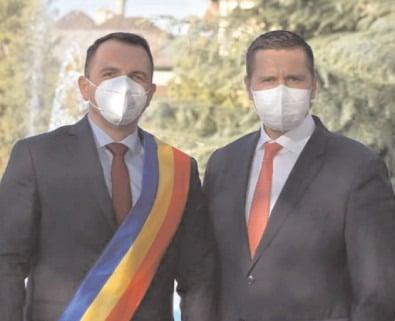 """Cristian Stan, primar: """"Împreună vom oferi târgoviştenilor răspunsuri la problemele administrative pe care la au"""""""