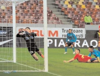 CHINDIA, FĂRĂ ŞANSE ÎN FAŢA FCSB! Chindia Târgovişte – FCSB 0-2 (0-1)