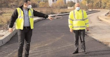 Târgovişte: Continuă lucrările la şoseaua de centură
