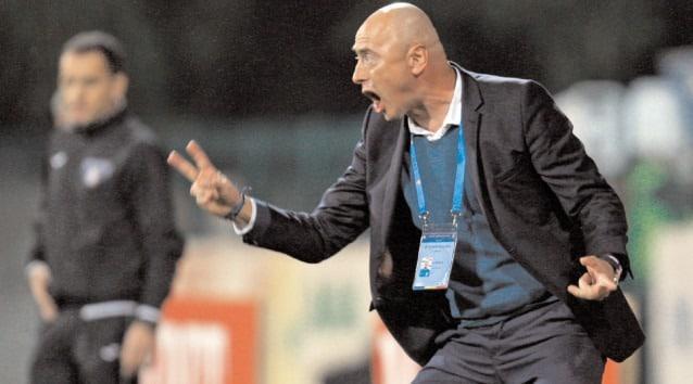 Leo Grozavu vrea in play-off