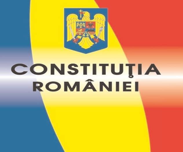 Ziua Constituţiei României, sărbătorită pe 8 decembrie