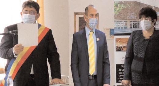 Noul viceprimar al oraşului Răcari a fost ales