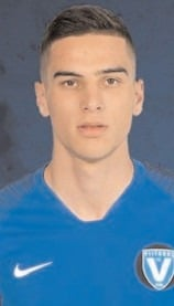 MARCO DULCA, VEDETA JOCULUI CU FC ARGEŞ