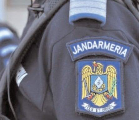 Jandarmii, alături de cetăţeni, de Bobotează
