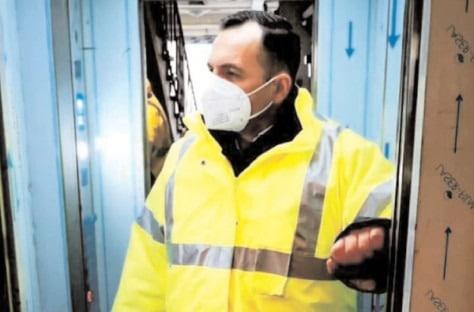 Premieră în municipiul Târgovişte – lifturi din blocuri de locuinţe înlocuite pe bani europeni!