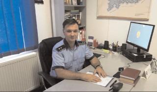 Comisar şef de poliţie Uţă Nicolae Gabriel, noul şef al Serviciului Rutier Dâmboviţa