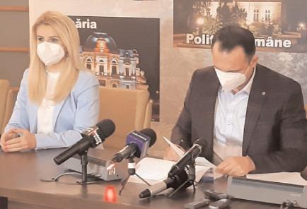 Primarul Cristian Stan despre subordonarea Poliţiei Locale: Unii cu plata, alţii cu comanda!