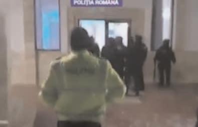 Eveniment privat, întrerupt de poliţiştii dâmboviţeni