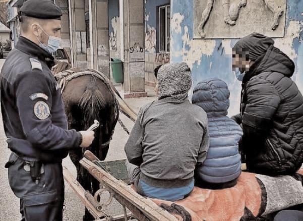 Jandarmii dâmboviţeni au continuat acţiunile de verificare a măsurilor adoptate în context epidemiologie