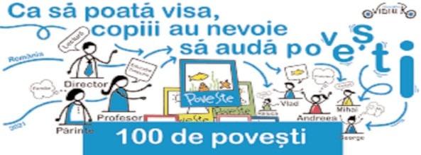"""Ministerul Educaţiei şi Cercetării, Ministerul Culturii şi Asociaţia OvidiuRo derulează """"Citeşte-mi 100 de poveşti!"""", program naţional pentru încurajarea lecturii în familie şi în grădiniţă"""