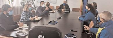 """Reprezentanţii sindicatului Federaţia """"Solidaritatea Sanitară"""" la discuţii cu Ministerul Sănătăţii"""