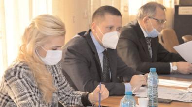 Parlamentarii dâmboviţeni, la discuţii cu preşedintele Consiliului Judeţean Dâmboviţa, Corneliu Ştefan