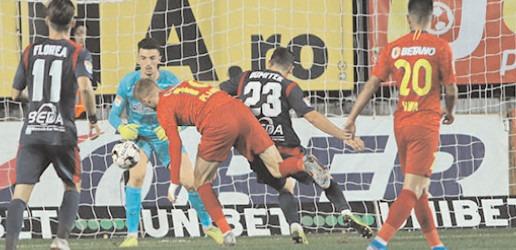 FCSB-CHINDIA SE JOACĂ PE 22 FEBRUARIE