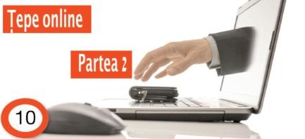 ATENJIE! EXISTĂ PAGINI CARE IMITĂ SITE-URI DE INTERNET BANKING!