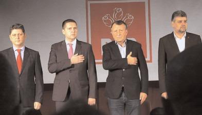 Preşedintele PSD Dâmboviţa,Corneliu Ştefan a fost numit vicepreşedinte al PSD