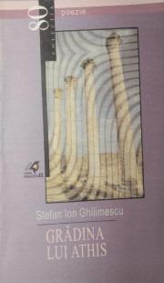 bookbox Asumarea frumuseţii Grădina lui Athis, de Ştefan Ion Ghilimescu, Editura Paralela 45