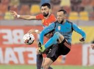 ÎNFRÂNGERE LA LIMITĂ PENTRU CHINDIA FCSB – CHINDIA TÂRGOVIŞTE 1-0 (1-0)