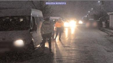 Razie a Poliţiei Rutiere şi RAR la Lunguleţu