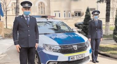Avansări în grad la IPJ Dâmboviţa
