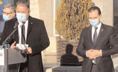 PNL Dâmboviţa s-a poziţionat public în tabăra lui Orban