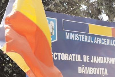 Opt tineri dâmboviţeni au fost declaraţi admişi la Şcoala Militară de Subofiţeri Jandarmi Drăgăşani