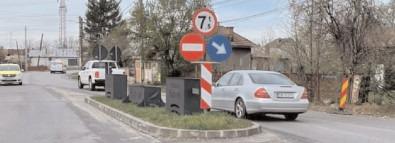 Accesul interzis autovehiculelor cu masa mai mare de 7,5 tone pe DJ 720 (str. Tudor Vladimirescu -Valea Voievozilor) şi DJ 719 (str. Lunca – Răzvad)