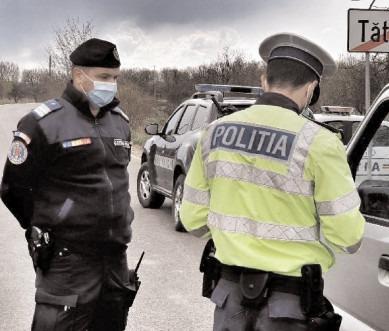 Jandarmii au continuat acţiunile de verificare a respectării măsurilor adoptate pe timpul stării de alertă