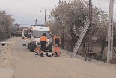 Tragedie la Potlogeni Deal, comuna Petreşti