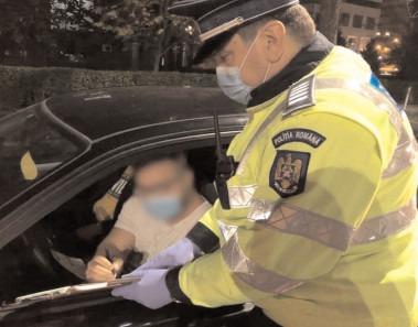Razie a poliţiştilor dâmboviţeni