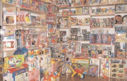ANPC: Jucăriile trebuie achiziţionate numai din magazine specializate