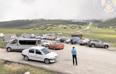 Amenzi pentru aprinderea focului în locuri neamenajate, precum şi parcarea autovehiculelor în alte zone decât cele special amenajate în acest scop