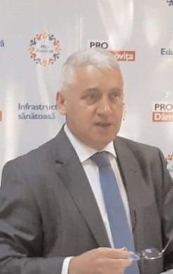 """Adrian Tutuianu după deschiderea procedurii falimentului la COST: """"A fost o zi neagră pentru Dâmboviţa!"""""""