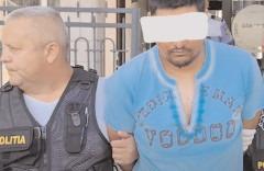 Criminalul de la Cojasca care şi-a ucis nepoata în vârstă de 6 ani, reţinut pentru 30 de zile
