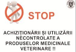 Implicarea ANSVSA în supravegherea şi controlul rezistenţei la antimicrobiene, în domeniul medical veterinar