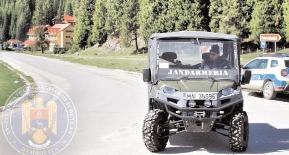 Jandarmii sunt pe baricade la Festivalul Peştera – Padina