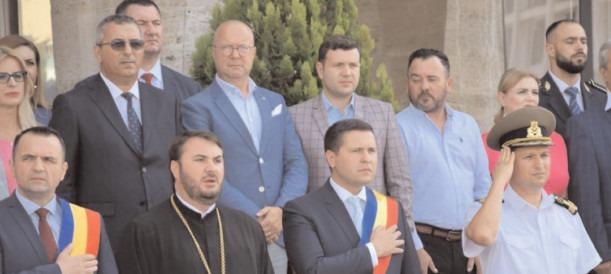 """Președintele CJ, Corneliu Ștefan: Imnul """"Deșteaptă-te, române!"""" a însoțit și însuflețit poporul român de-a lungul unei însemnate părți a istoriei sale"""
