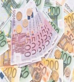 Euro la minimul ultimelor nouă săptămâni