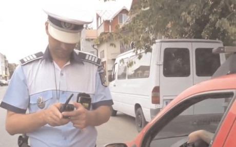 Șoselele din Dâmbovița, împânzite de zeci de echipaje de poliție