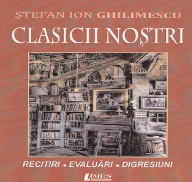 bookbox Permanențe Clasicii noștri, de Ștefan Ion Ghilimescu, Editura Limes