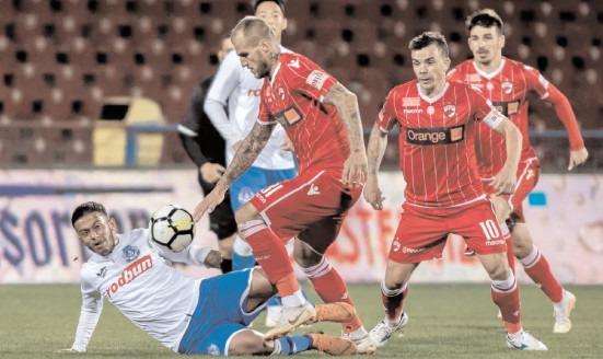 Meciurile şi rezultatele din Faza a II-a a Cupei României