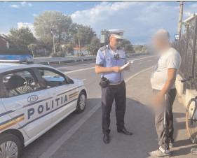 Polițiștii continuă acțiunile pentru creșterea siguranței rutiere pe drumurile din Dâmbovița