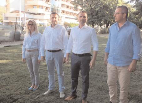 Parcul Mitropoliei va fi redeschis cu prilejul Zilelor Cetății