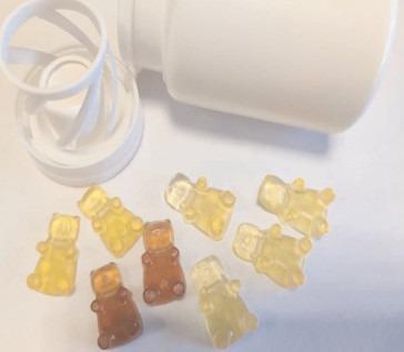 Polidin, sub formă de ursuleți gumați și spray nazal