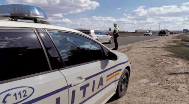 Polițiștii dâmbovițeni au aplicat 328 de sancțiuni contravenționale, în valoare de 77.315 lei, în ultimele 24 de ore
