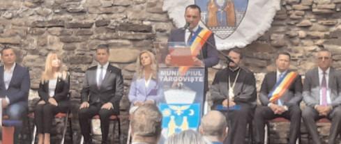 Ședința festivă a Consiliului Local Municipal Târgoviște – punctul culminant al Sărbătorii Cetății